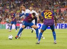 изображение графиков футбола действия 3d Стоковые Изображения