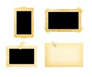 изображение группы рамки старое Стоковая Фотография