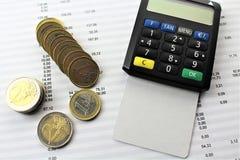 Изображение дела с деньгами и все- концепцией стоковая фотография rf