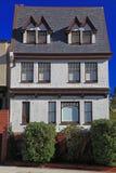 изображение дома предпосылки Стоковое фото RF