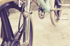 Изображение деталей велосипеда bmx Стоковое Изображение