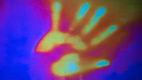 Изображение жары руки Стоковая Фотография