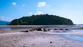 Изображение запаса моря лета Стоковая Фотография RF