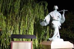 Изображение запаса Gion, Киото, Японии Стоковая Фотография RF