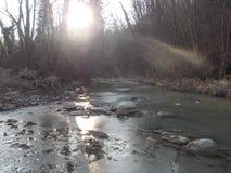 Изображение зимы Стоковые Фотографии RF