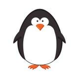 Изображение значка шаржа пингвина иллюстрация вектора