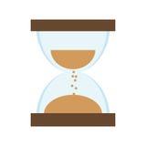 Изображение значка Sandclock Стоковое Фото
