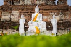 Изображение известного виска Будды Стоковые Изображения RF