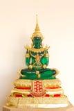 изображение изумруда Будды Стоковые Изображения RF