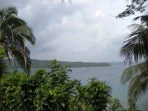 Изображение индийского примечания 20 рупий реальное в островах Andaman Nicobar стоковая фотография rf