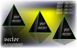 Изображение используемое для того чтобы разрекламировать иллюстрация вектора
