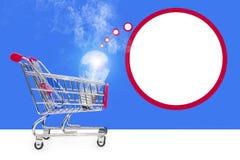изображение идеи принципиальной схемы 3d представило Новые идеи в торговле Концепция продавать и покупать Идеи дела Стоковое фото RF
