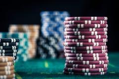 Изображение казино стоковые фотографии rf