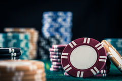 Изображение казино стоковая фотография