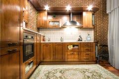 изображение квартиры обитало в multiroom Стоковые Изображения