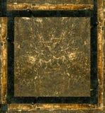 изображение кожи grunge рамки Стоковые Изображения RF