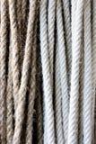 Изображение концепции веревочки - веревочек, оборудования Стоковое Изображение