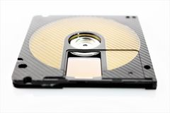 Изображение концепции мини компактного диска диска Стоковые Фото