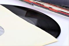 Изображение концепции показателя винила - lp, года сбора винограда Стоковые Изображения RF
