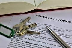 Изображение концепции силы юриста, дела, юриста Стоковое Изображение RF