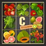 Изображение коробки витаминов Стоковое Изображение