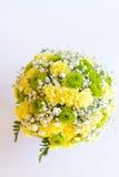 Изображение красивого красочного букета свежих цветков Стоковое Изображение RF