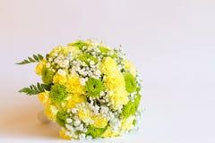 Изображение красивого красочного букета свежих цветков Стоковое Фото