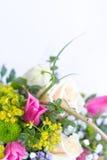 Изображение красивого красочного букета свежих цветков Стоковые Изображения