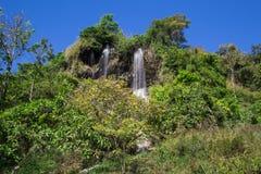 Изображение красивых водопадов в Таиланде Стоковая Фотография RF