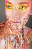 Изображение красоты искусства стоковое фото