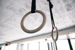 Изображение крупного плана фитнеса звенит Стоковые Изображения RF