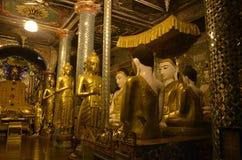 Изображение Мьянмы Будды Стоковая Фотография