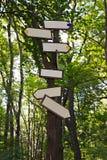 изображение направления 3d представило знак Стоковое Изображение
