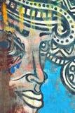 Изображение на камне Стоковые Изображения RF