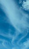 Изображение нерезкости неба для предпосылки Стоковые Изображения RF