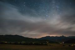 Изображение ночи Стоковые Фотографии RF