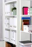 Изображение доски с документами в офисе Стоковое Изображение RF