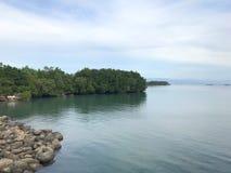 Изображение от залива стоковое изображение rf
