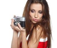 Изображение от молодых и красивейших wi женщины Стоковое Фото