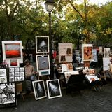 Изображение Парижа Стоковая Фотография RF