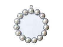 изображение перлы рамки Стоковые Фотографии RF