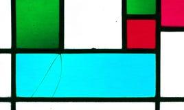Изображение пестротканого витража Стоковое фото RF