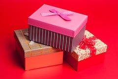 изображение подарка проверки коробок мое портфолио подобное Стоковые Фото