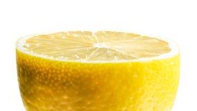 Изображение половины лимона Стоковые Фотографии RF