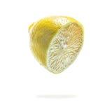 Изображение половины лимона v3 Стоковая Фотография