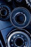 Агрегат шестерни автомобиля Стоковые Фотографии RF
