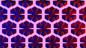 Изображение предпосылки геометрическое Стоковая Фотография RF