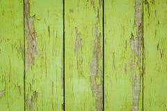 Изображение предпосылки старой зеленой деревянной доски текстура Стоковые Изображения RF