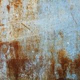 Изображение предпосылки grunge абстрактных обоев старой железной ржавой Стоковые Фотографии RF