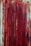 Изображение предпосылки grunge абстрактных обоев старой железной ржавой Стоковое фото RF